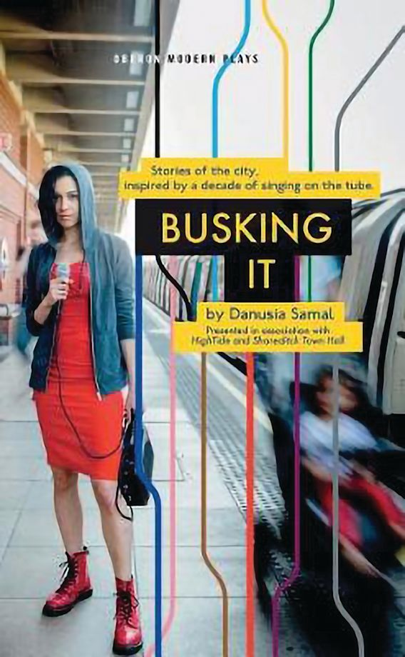 Busking It cover