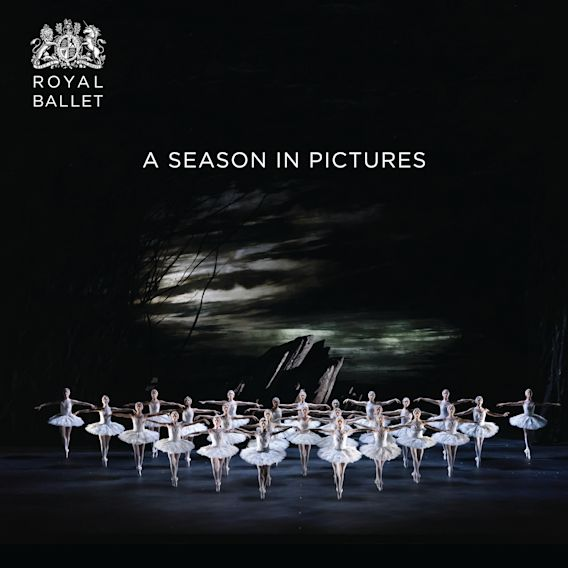 Royal Ballet: A Season in Pictures cover