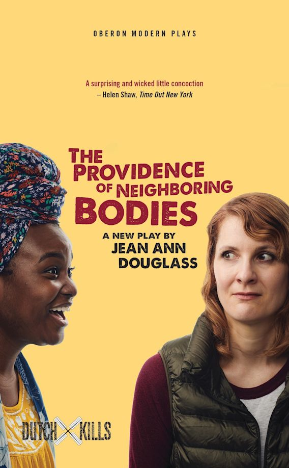 The Providence of Neighboring Bodies cover