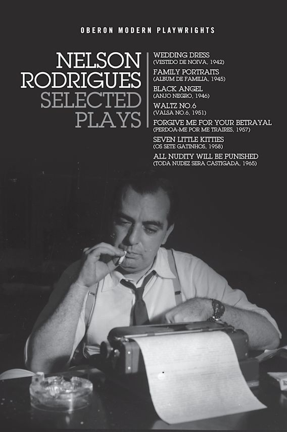 Nelson Rodrigues: Selected Plays cover