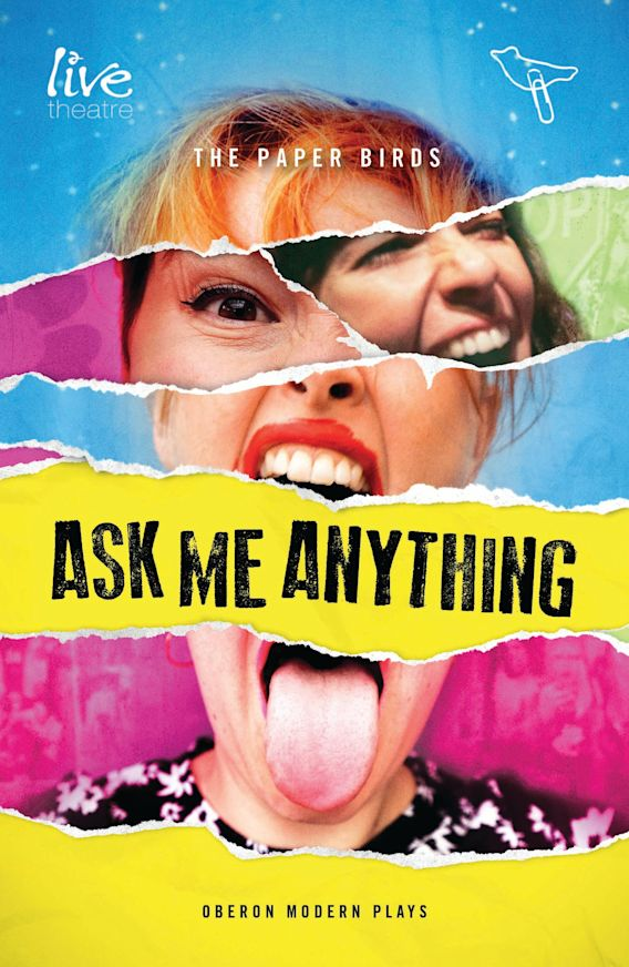 Ask Me Anything cover