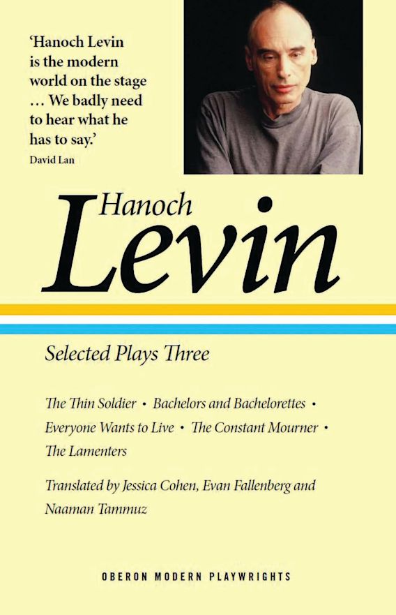 Hanoch Levin: Selected Plays Three cover