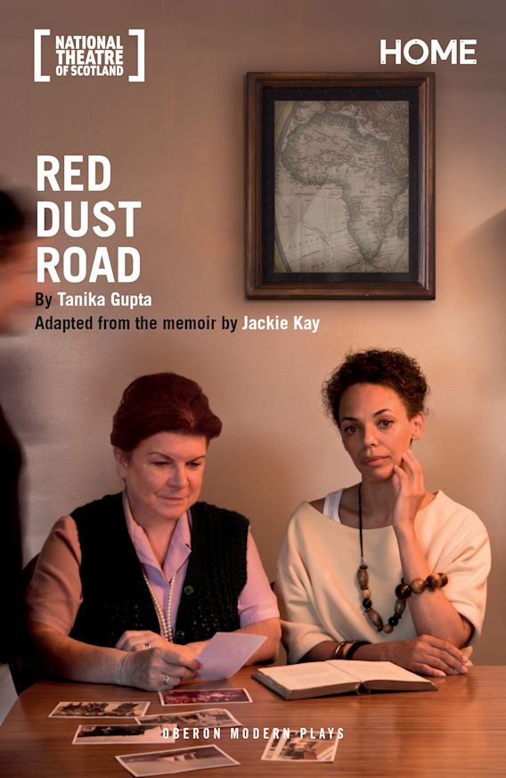 Red Dust Road cover