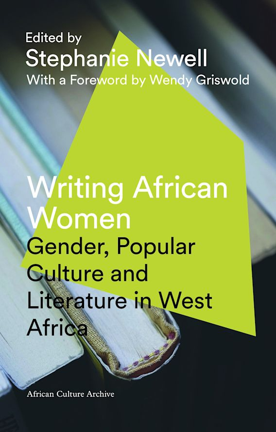 Writing African Women cover