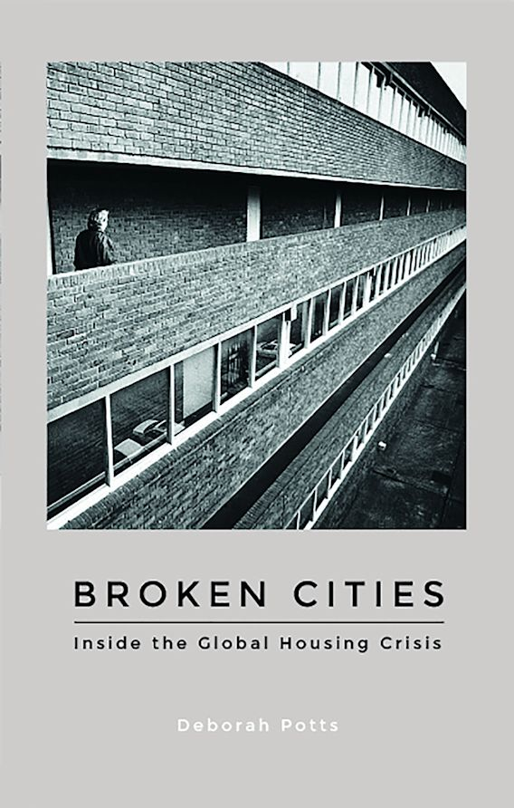 Broken Cities cover