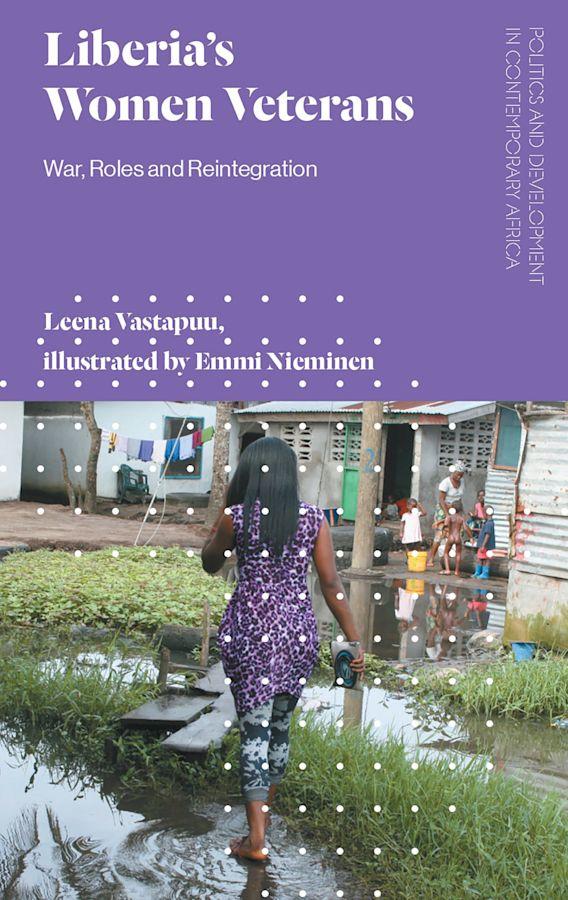 Liberia's Women Veterans cover