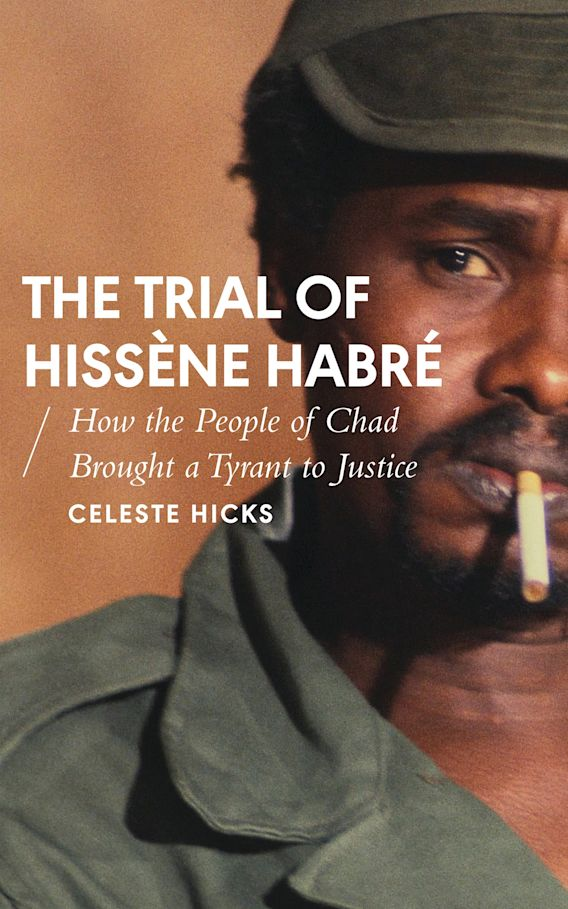 The Trial of Hissène Habré cover
