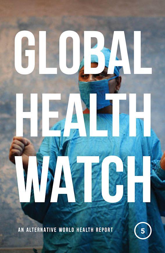 Global Health Watch 5 cover