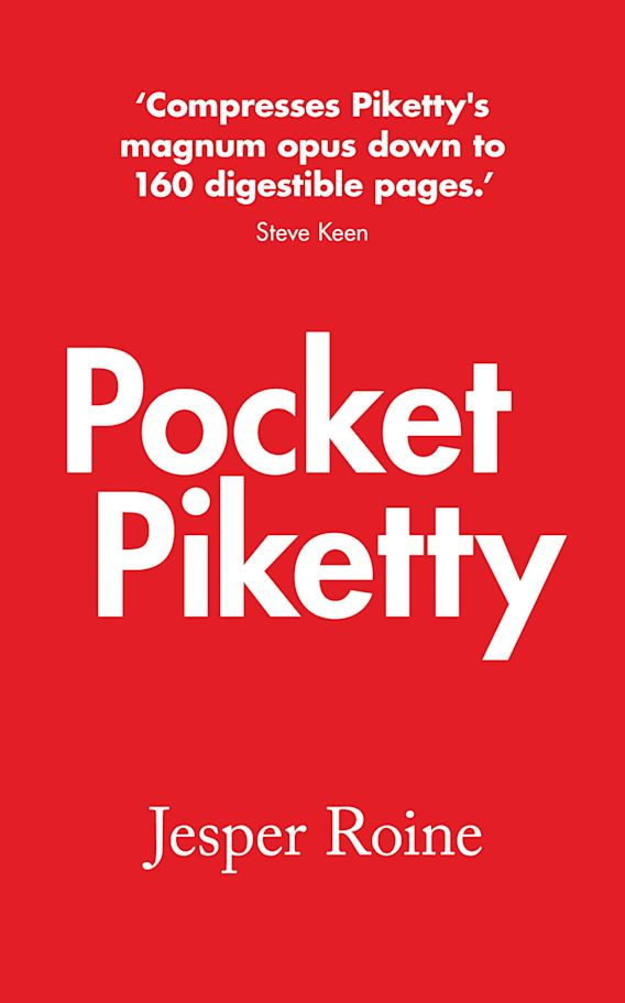 Pocket Piketty cover