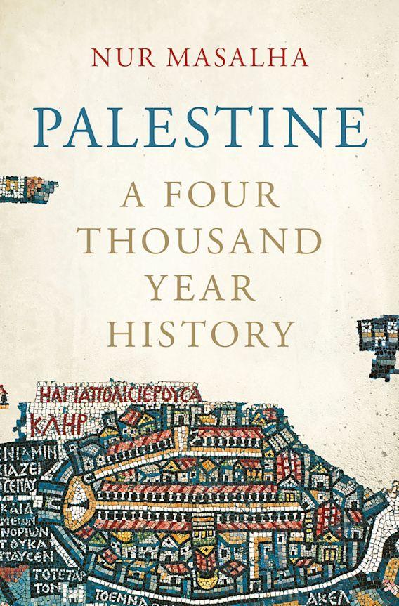 Palestine cover