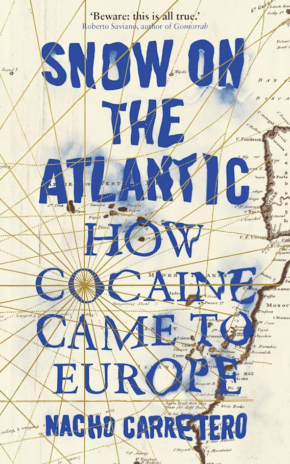 Snow on the Atlantic cover