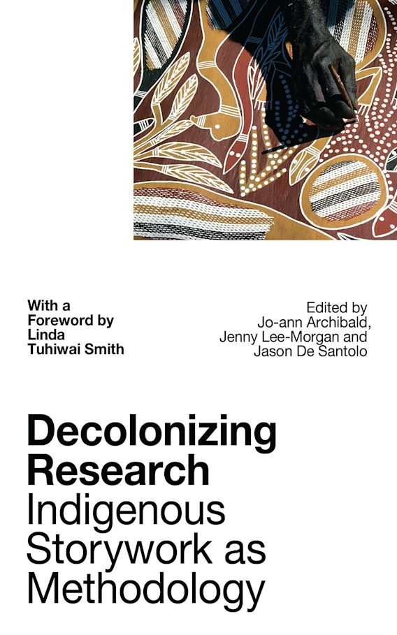 Decolonizing Research cover