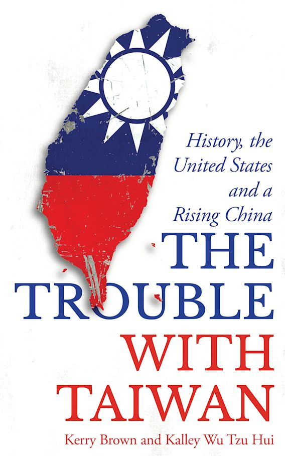 The Trouble with Taiwan cover