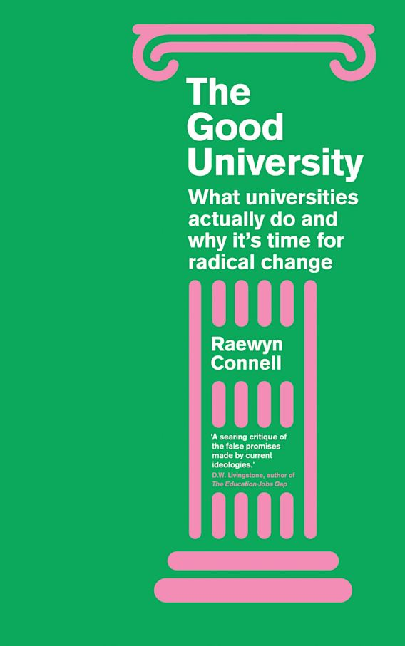 The Good University cover