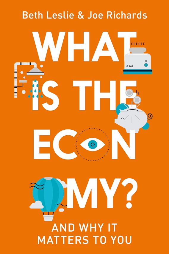 What is the Economy? cover