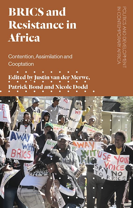 BRICS and Resistance in Africa cover