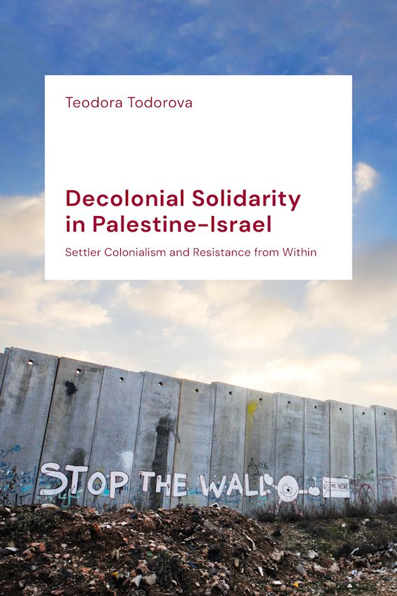 Decolonial Solidarity in Palestine-Israel cover