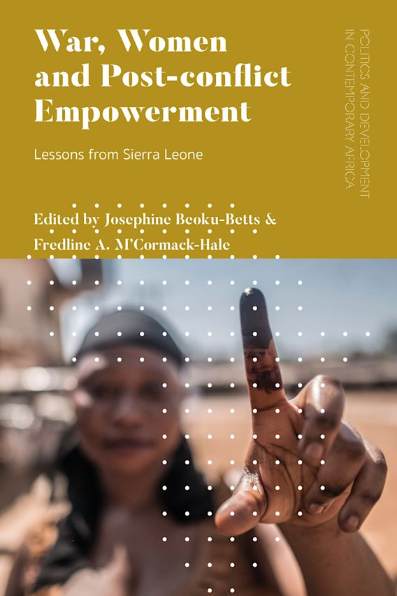 War, Women and Post-conflict Empowerment cover