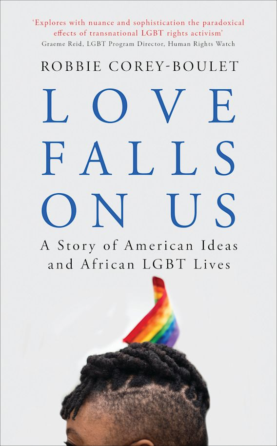 Love Falls On Us cover