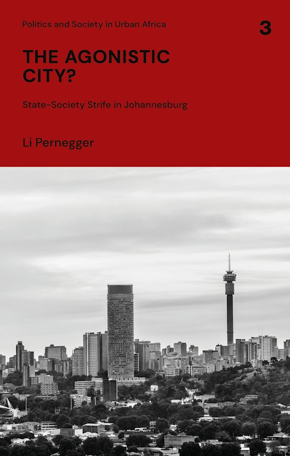 The Agonistic City? cover