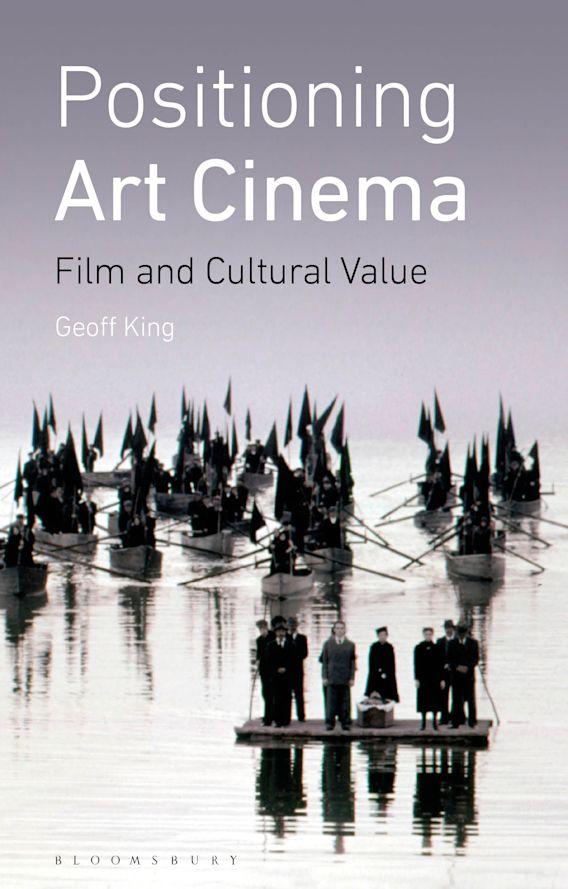 Positioning Art Cinema cover