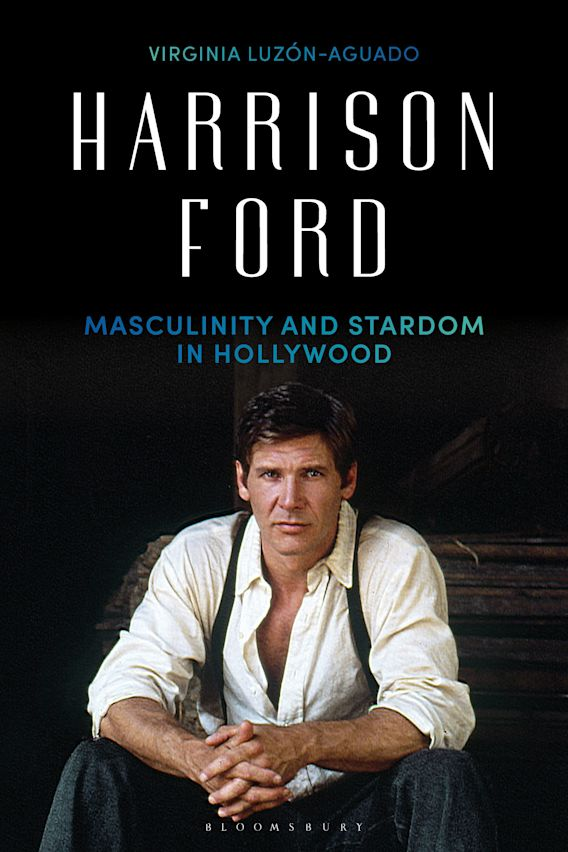 Harrison Ford cover