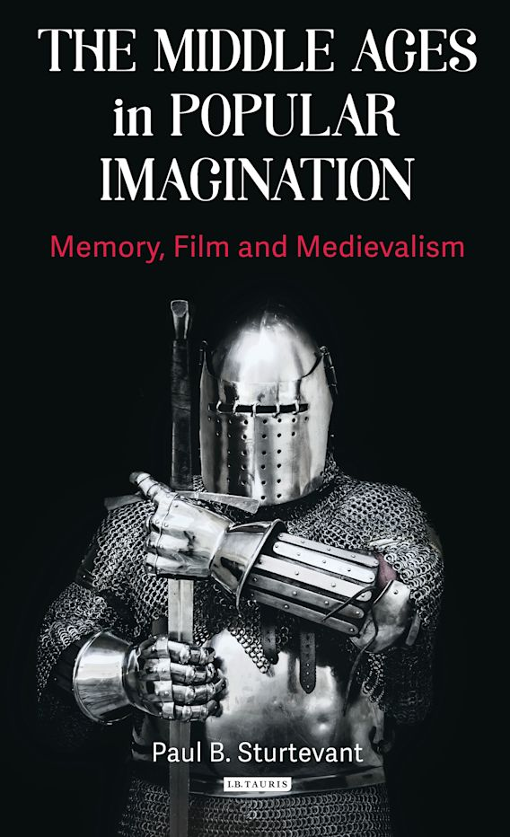 The Middle Ages in Popular Imagination cover