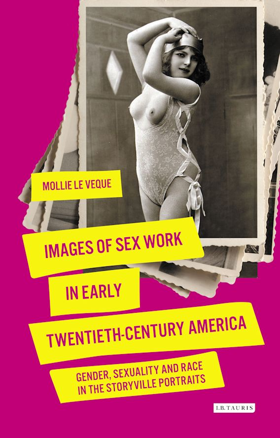 Images of Sex Work in Early Twentieth-Century America cover