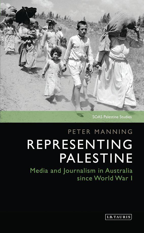 Representing Palestine cover