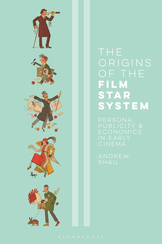 The Origins of the Film Star System cover