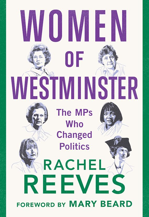 Women of Westminster cover