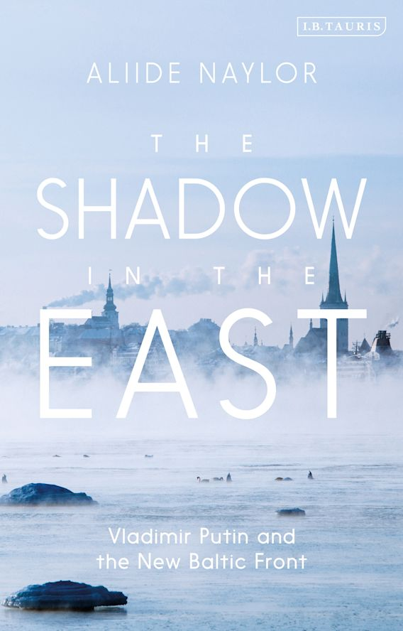 The Shadow in the East cover
