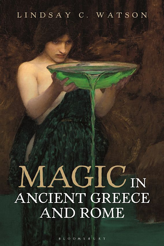 Magic in Ancient Greece and Rome cover