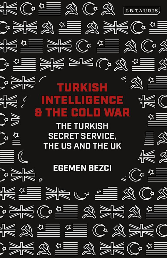 Turkish Intelligence and the Cold War cover