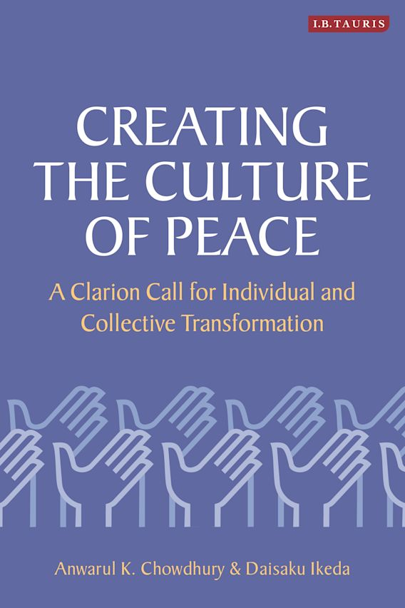 Creating the Culture of Peace cover