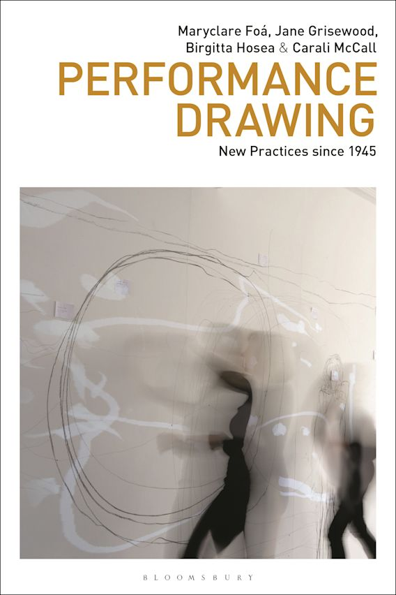 Performance Drawing cover