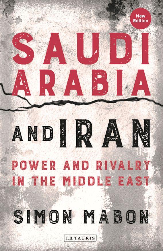 Saudi Arabia and Iran cover