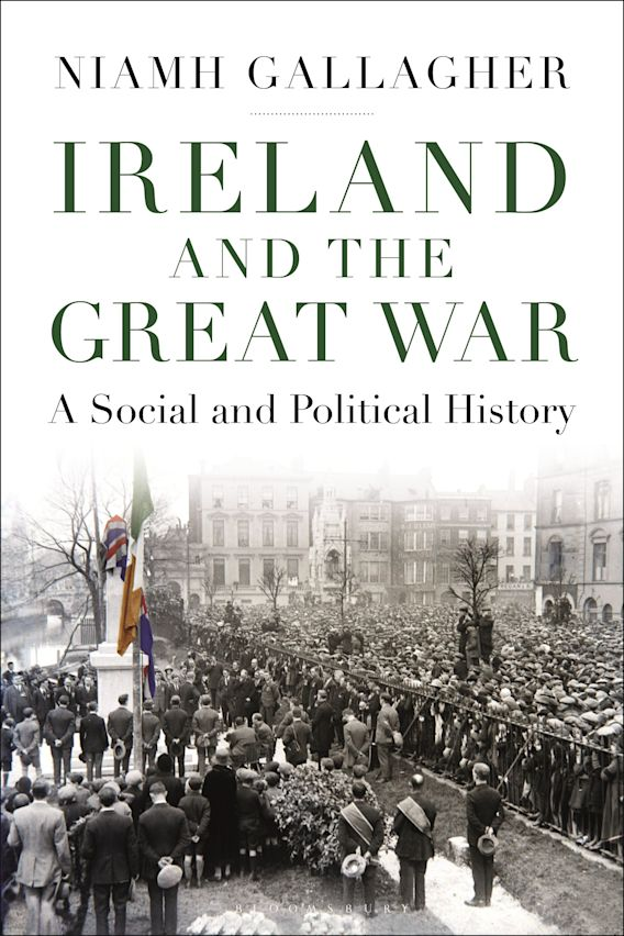 Ireland and the Great War cover