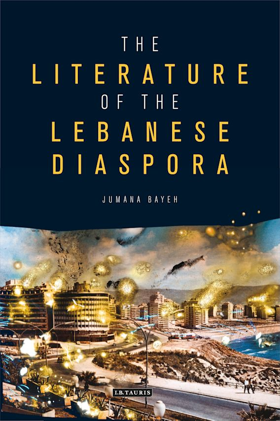 The Literature of the Lebanese Diaspora cover