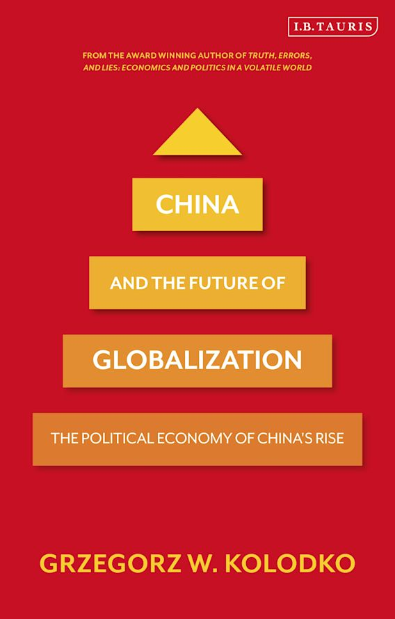 China and the Future of Globalization cover