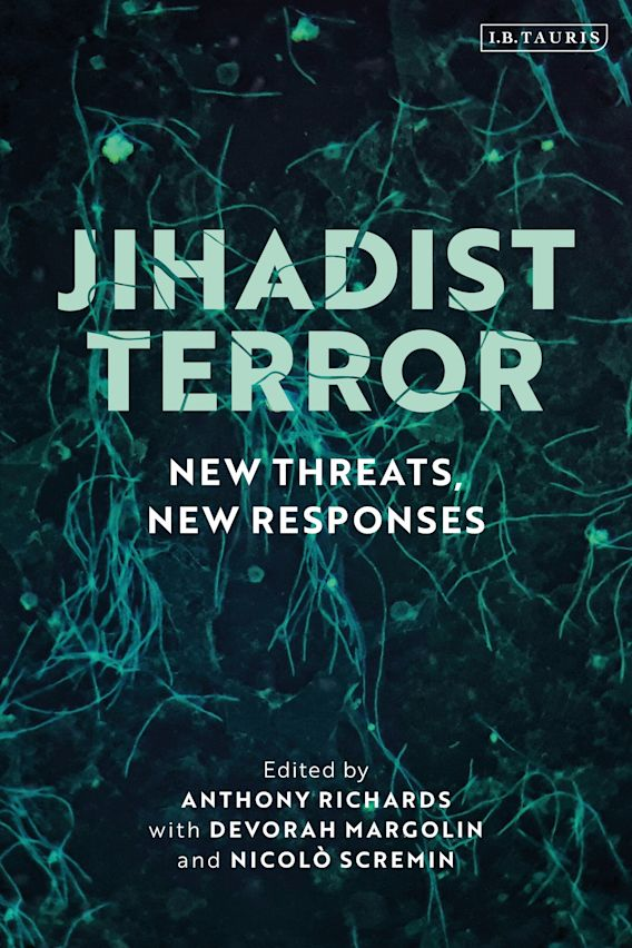 Jihadist Terror cover