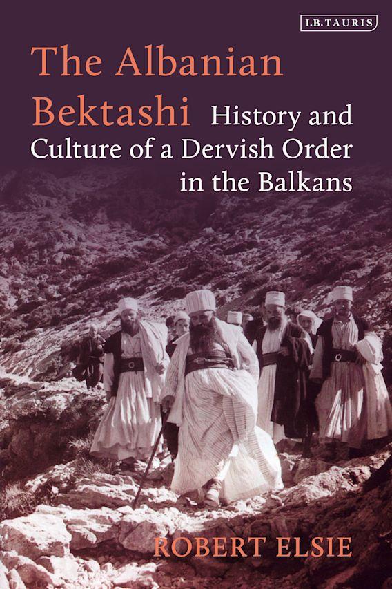 The Albanian Bektashi cover