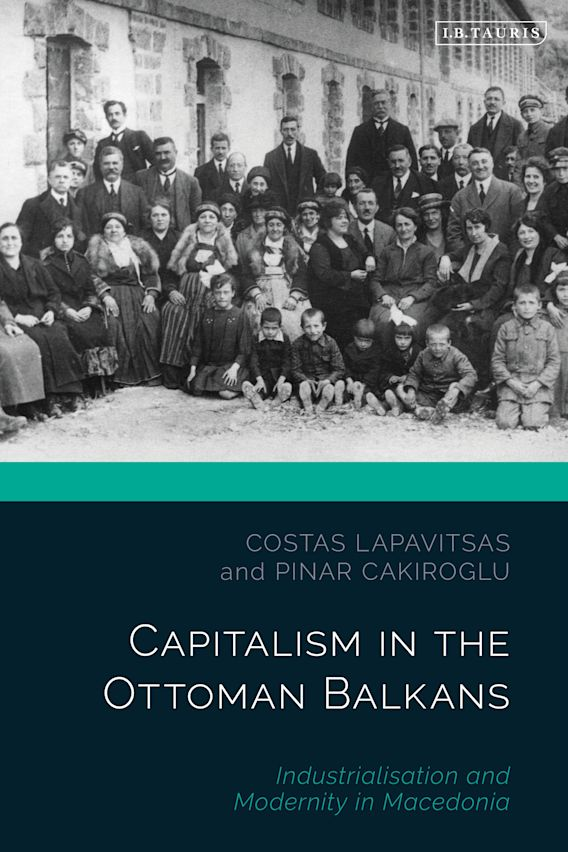 Capitalism in the Ottoman Balkans cover