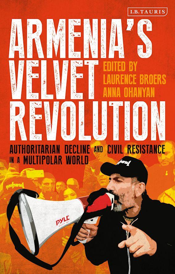 Armenia's Velvet Revolution cover