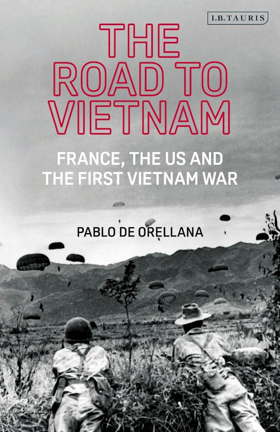 The Road to Vietnam cover