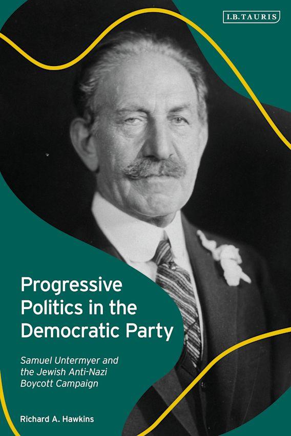 Progressive Politics in the Democratic Party cover