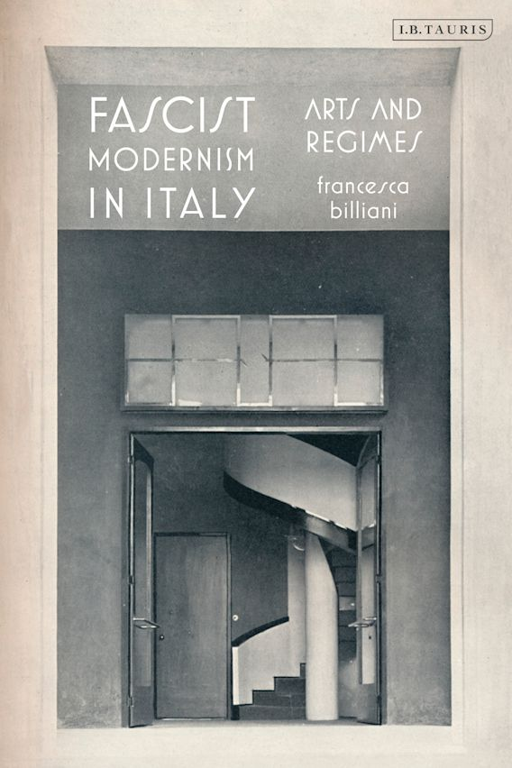 Fascist Modernism in Italy cover