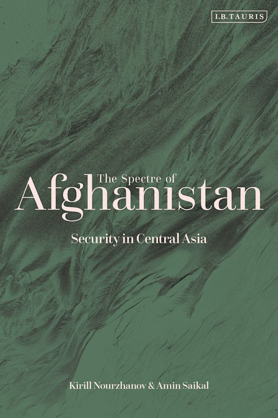 The Spectre of Afghanistan cover