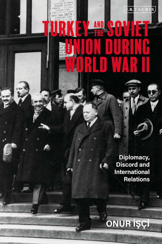 Turkey and the Soviet Union During World War II cover