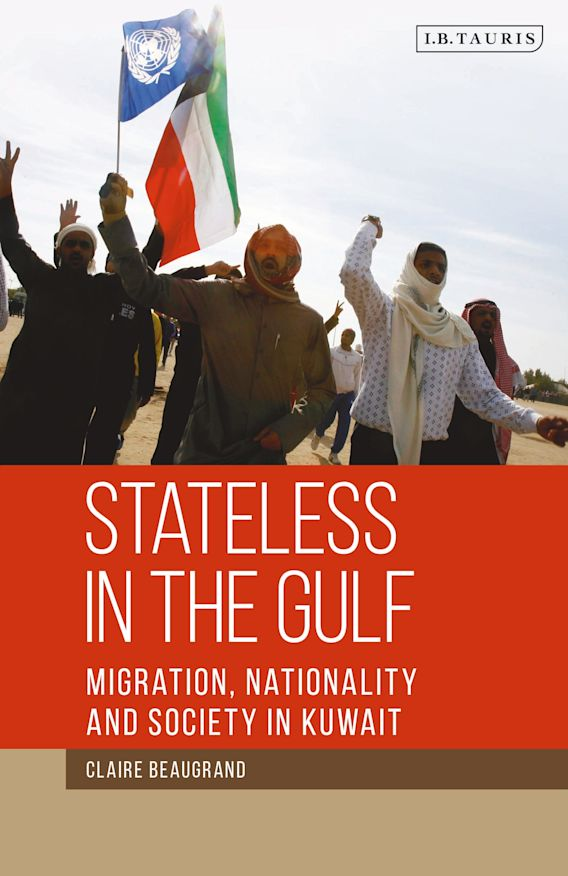 Stateless in the Gulf cover